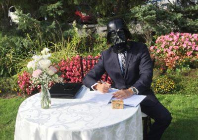Optimized-legal wedding ceremony