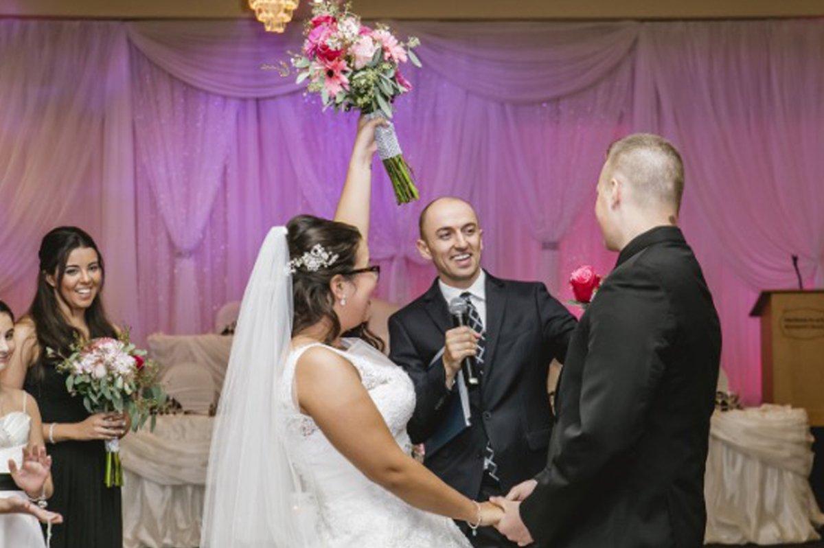legal wedding ceremony