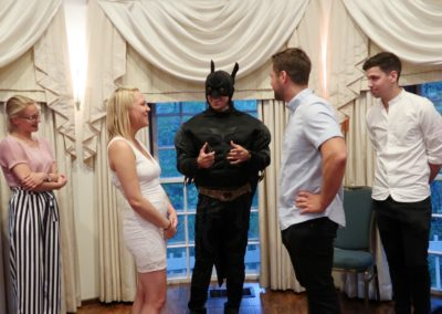 toronto wedding officiant rehearsal